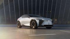 Lexus: il concept SUV elettrico LF-Z