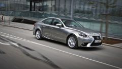 Lexus IS 300h - Immagine: 4