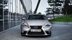 Lexus IS 300h - Immagine: 9