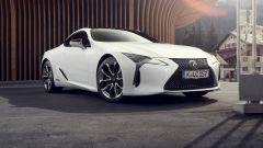 Lexus LC 500: essere coupé tra lusso e tecnologia