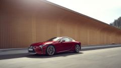 Lexus LC 500: essere coupé tra lusso e tecnologia - Immagine: 12