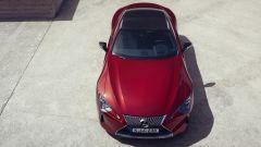 Lexus LC 500: essere coupé tra lusso e tecnologia - Immagine: 14