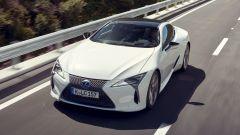 Lexus LC 500: essere coupé tra lusso e tecnologia - Immagine: 24