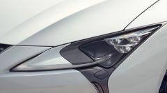Lexus LC 500: i fari