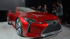 Lexus LC 500: svelata in un nuovo video - Immagine: 4