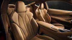 Lexus LC 500: svelata in un nuovo video - Immagine: 8