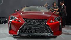 Lexus LC 500: svelata in un nuovo video - Immagine: 3