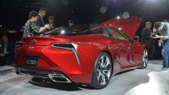 Lexus LC 500: svelata in un nuovo video - Immagine: 6