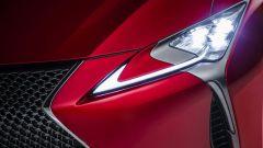 Lexus LC 500: svelata in un nuovo video - Immagine: 5