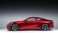 Lexus LC 500: svelata in un nuovo video - Immagine: 7