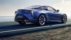 Lexus LC 500h - Immagine: 3