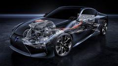 Lexus LC 500h - Immagine: 14