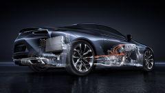 Lexus LC 500h - Immagine: 1