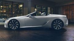 Lexus LC Convertible: una cabrio per Detroit - Immagine: 4