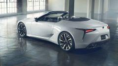 Lexus LC Convertible: una cabrio per Detroit - Immagine: 5