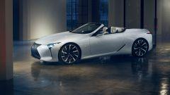 Lexus LC Convertible: una cabrio per Detroit - Immagine: 6