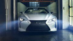 Lexus LC Convertible: una cabrio per Detroit - Immagine: 7