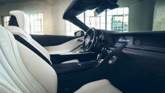 Lexus LC Convertible: una cabrio per Detroit - Immagine: 8