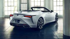 Lexus LC Convertible concept: arriverà nel 2020?