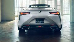 Lexus LC Convertible: una cabrio per Detroit - Immagine: 10