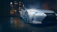Lexus LC Convertible: una cabrio per Detroit - Immagine: 11