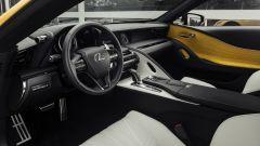 Lexus LC Inspiration e UX 250h, due concept a Pebble Beach - Immagine: 3