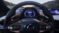 Lexus LF-1 Limitless Concept: gli interni