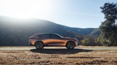 Lexus LF-1 Limitless Concept: vista laterale