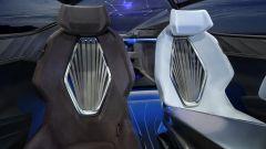 Lexus LF-30 Electrified: i sedili anteriori