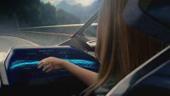 Lexus LF-30 Electrified: il sistema di controllo gestuale per il passeggero