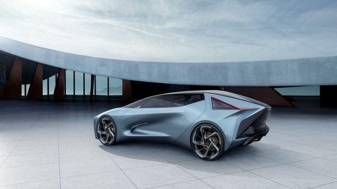 Lexus LF-30 Electrified: la visione della mobilità elettrica 2030