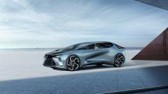 Lexus LF-30 Electrified: stile deciso e... futuristico