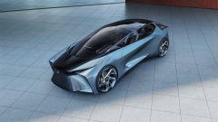 Lexus LF-30 Electrified: tetto panoramico senza soluzione di fine