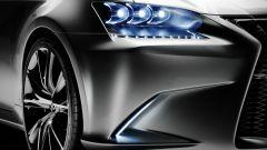 Lexus LF-Gh Concept - Immagine: 1