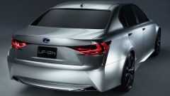 Lexus LF-Gh Concept - Immagine: 25