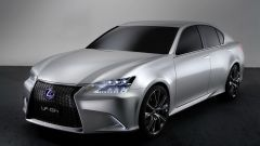 Lexus LF-Gh Concept - Immagine: 20