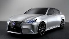 Lexus LF-Gh Concept - Immagine: 18