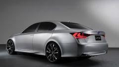 Lexus LF-Gh Concept - Immagine: 17