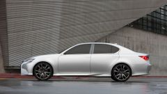 Lexus LF-Gh Concept - Immagine: 3