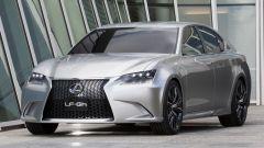 Lexus LF-Gh Concept - Immagine: 5