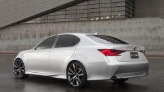 Lexus LF-Gh Concept - Immagine: 6