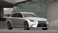 Lexus LF-Gh Concept - Immagine: 7