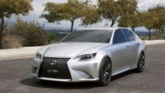 Lexus LF-Gh Concept - Immagine: 11