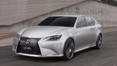 Lexus LF-Gh Concept - Immagine: 12