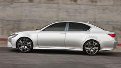 Lexus LF-Gh Concept - Immagine: 13