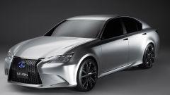 Lexus LF-Gh Concept - Immagine: 19