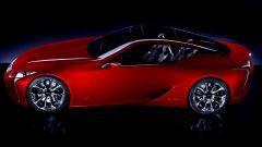 Lexus LF-LC Concept - Immagine: 1