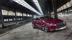 Lexus LF-LC: le nuove foto - Immagine: 1