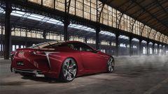 Lexus LF-LC: le nuove foto - Immagine: 14