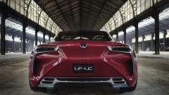 Lexus LF-LC: le nuove foto - Immagine: 12
